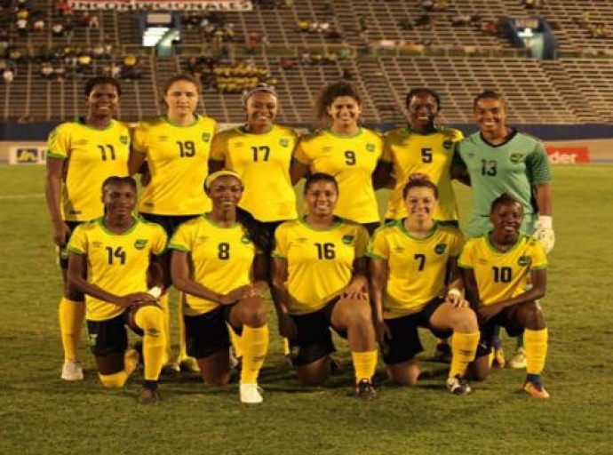 Jamaica's Reggae Girlz Set to Make Historic Debut at FIFA Women's World Cup in France
