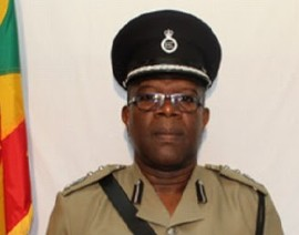 Deputy Commissioner of Police Michael Francois