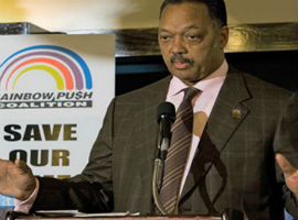 Rev. Jesse Jackson's Rainbow/PUSH Coalition is among the plaintiffs in the lawsuit to restore the right to vote to nearly 200,000 Georgia residents.