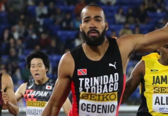 Cedenio anchors T&T's victory