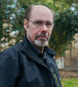 Mystery Fest Key West 2019 headliner and Keynote Speaker Jeffery Deaver. (Photo courtesy Gunner Publications)