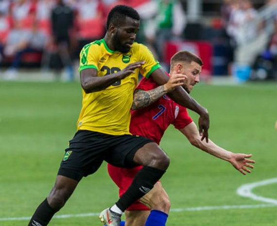 Jamaica and U.S. get spots in final round qualifiers.