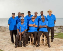 Stanley and The Ten Sleepless Knights.  Photo credit: Malek Bascombe