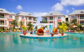 Bay Gardens Beach Resort & Spa in Rodney Bay, St. Lucia